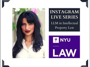 Atreya Mathur on LLM in Intellectual Property Law from New York University