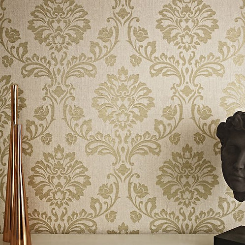Traditional & Damask Wallpaper - CLICK HERE FOR MORE SAMPLES