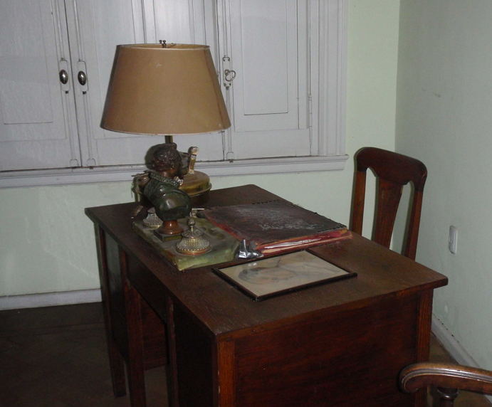 escritorio ventana a la calle - PB