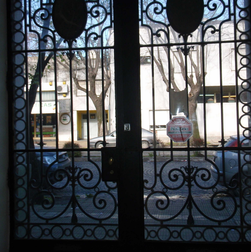 puerta doble -ingreso