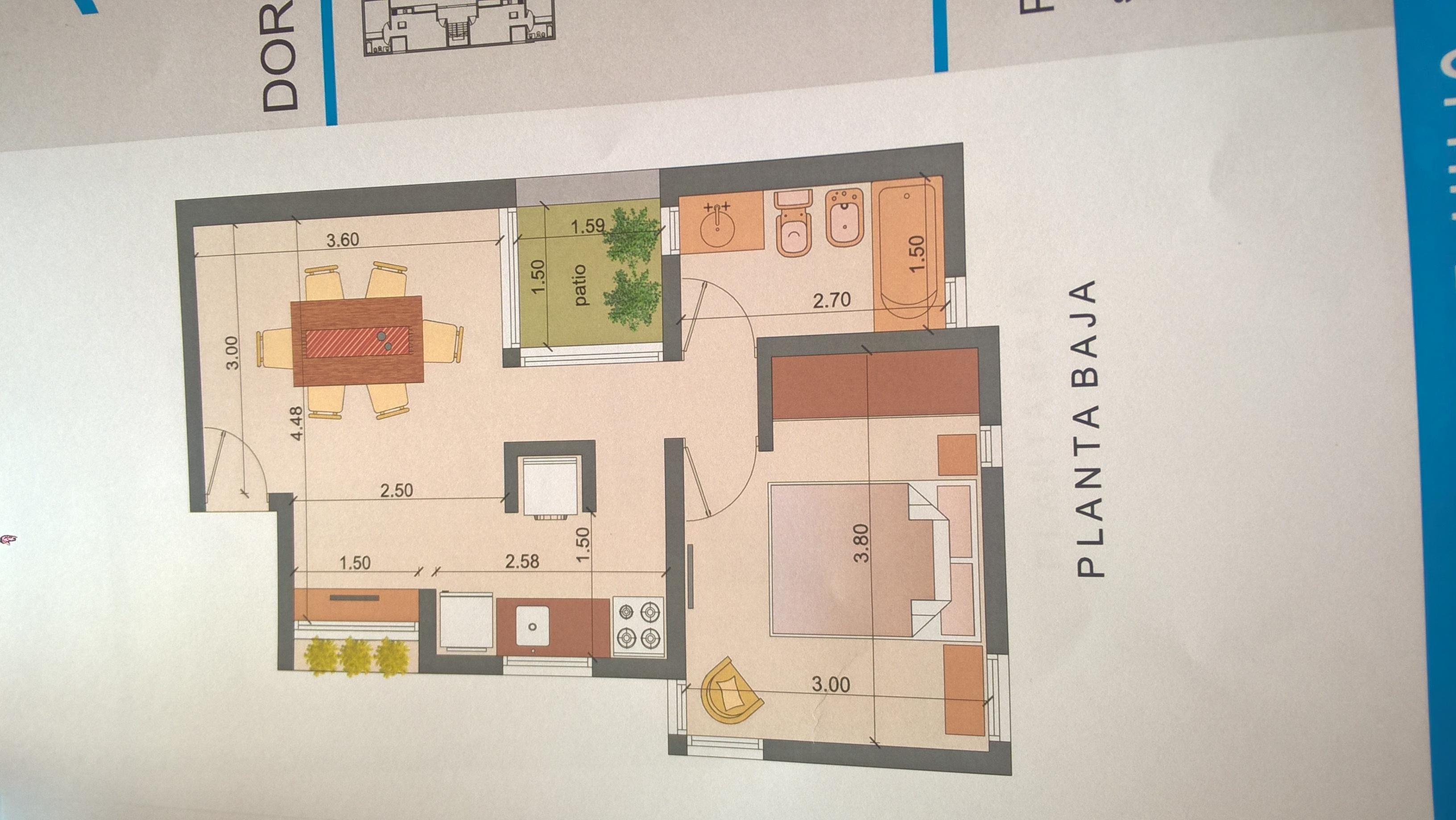 planta baja -1er o 2do piso