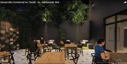 patio planta baja