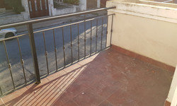 terraza al frente