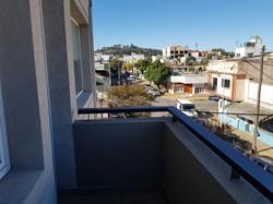 balcón habitación