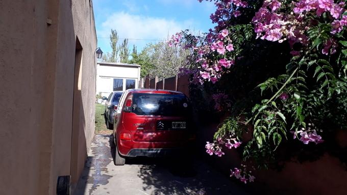 entrada de autos pasante