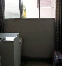 lavadero - ventana contra frente