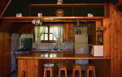 barra cocina alpina