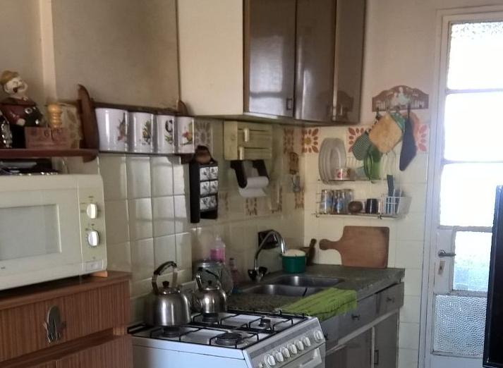 Cocina - puerta lavadero
