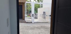portón automático