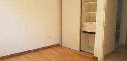 habitación con placard