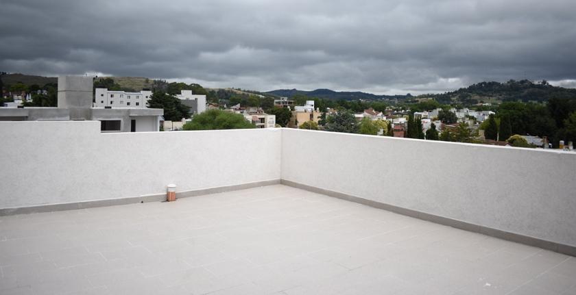 vista terraza ultima planta