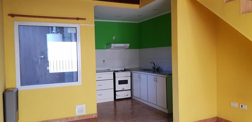 cocina semi separada