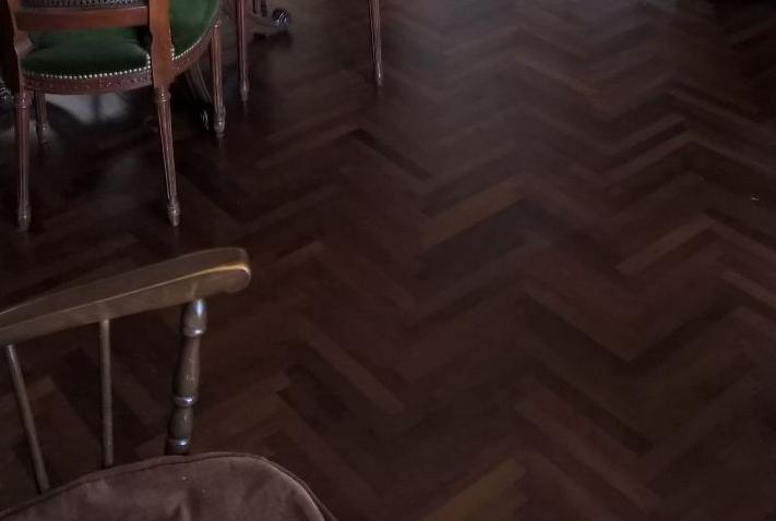 pisos de madera - impecables