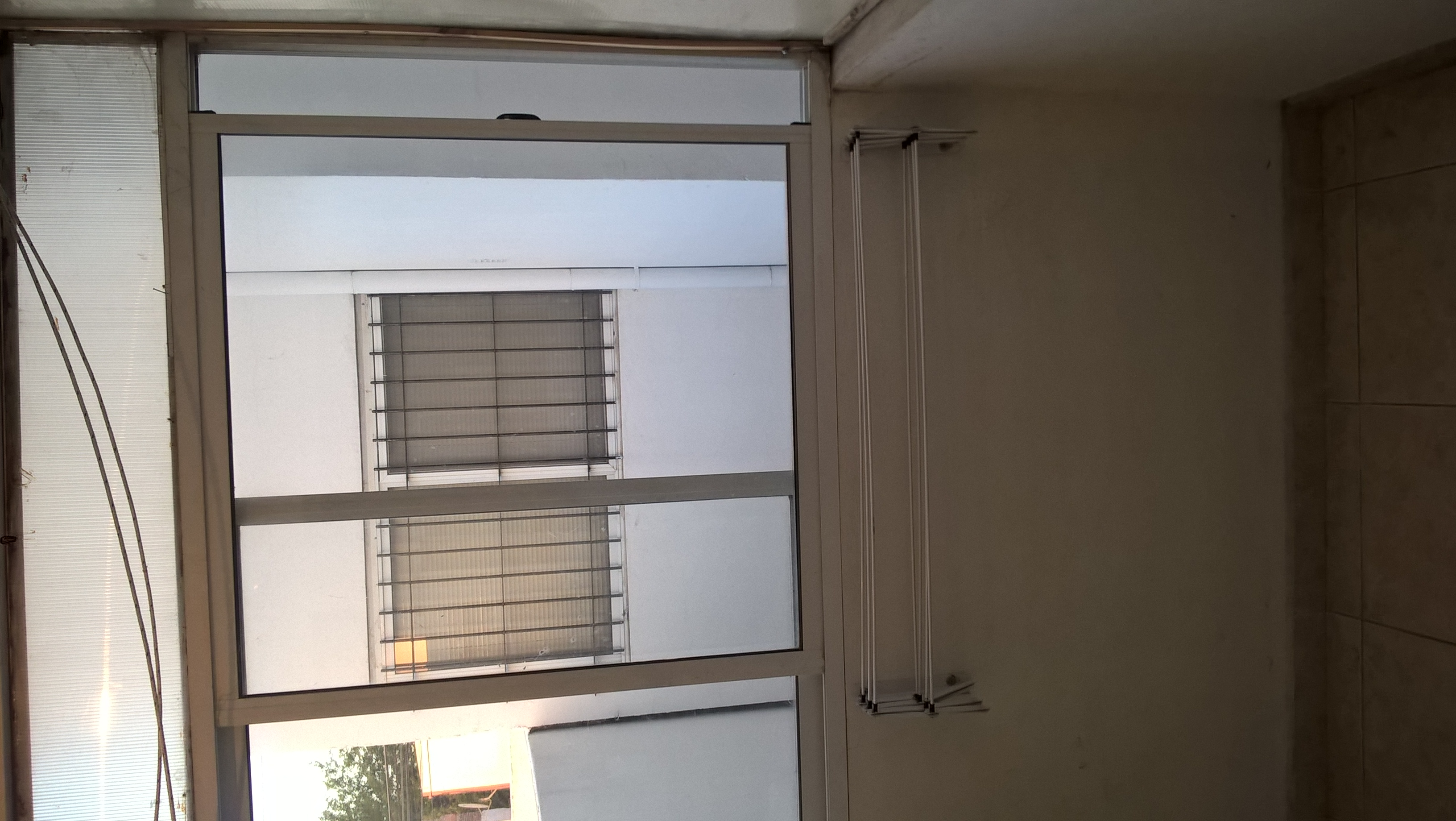 ventana lavadero