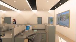 primer piso uso como oficina