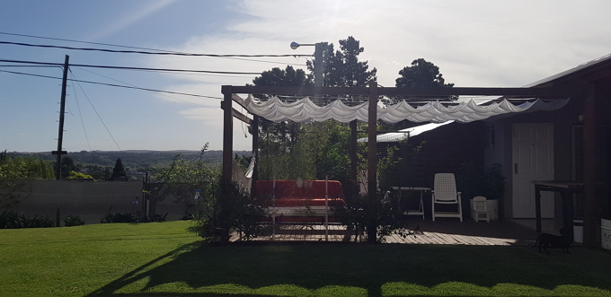gazebo y parrilla