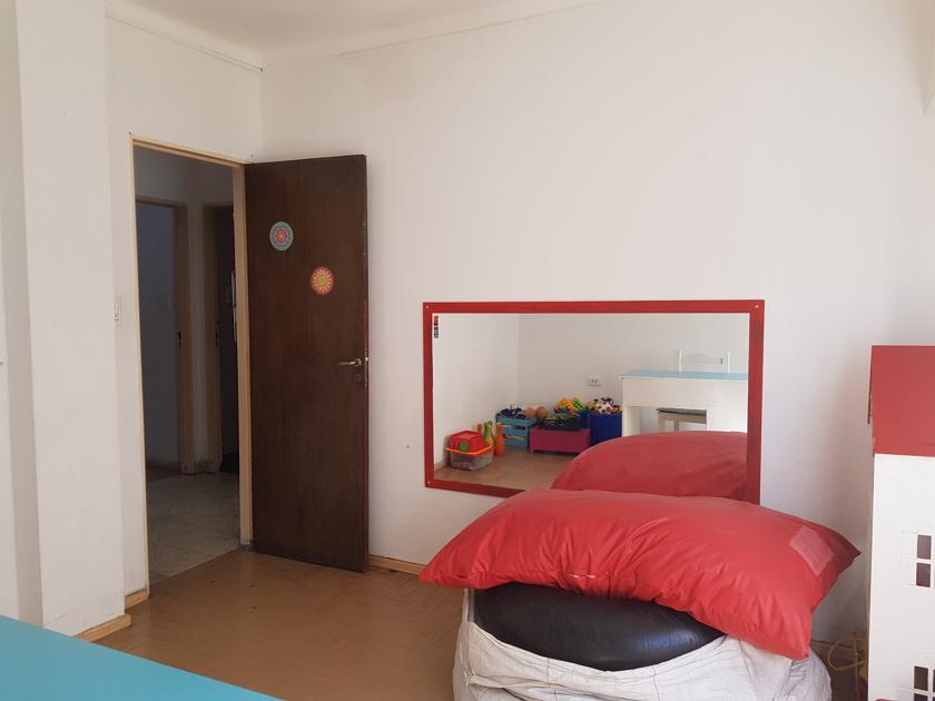 tercer dormitorio contra frente