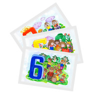 Наборы карточек для детей...