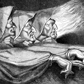 "Dalla parte delle ""streghe""/ Supporting the ""witches"""