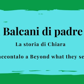 Viaggio nei Balcani di padre in figlia (parte 1)/ Balkan tour from father to daughter (part 1)