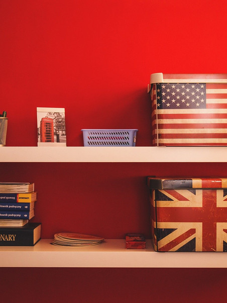 Separated by a Common Language: U.S. English vs. U.K. English (Grammar and Usage)