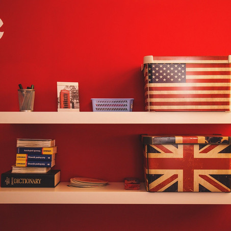 Separated by a Common Language: U.S. English vs. U.K. English (Grammar and Usage)