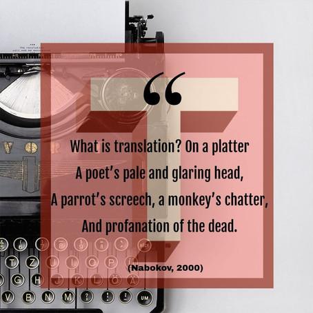Glossary: Translation, Interpreting, and Linguistics Terminology