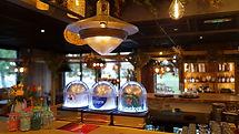 La Capanna, Bar à cocktails