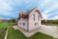 Hiša samostojna (novogradnja), Brezovica - Žabnica, 195.000 EUR