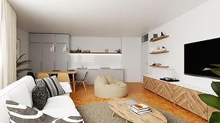 PRODANO!! 3-sobno stanovanje, Ljubljana Center, 268.000 EUR