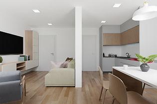 3-sobno stanovanje, Črna pri Kamniku, 75.000 EUR