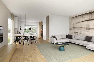 Hiša vrstna, Ljubljana - Trnovsko predmestje, 481.800 EUR