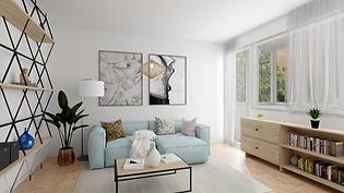 PRODANO!! 2-sobno stanovanje, Ljubljana - Trnovo, 215.000 EUR