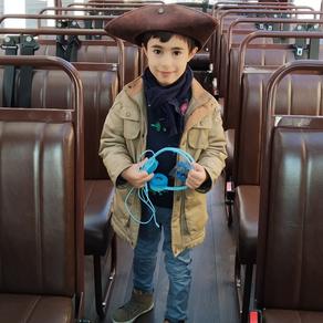 Portugal com crianças a bordo de uma caravela!