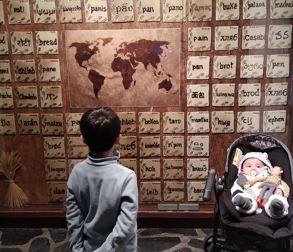 Museu do Pão, por Portugal com Miúdos