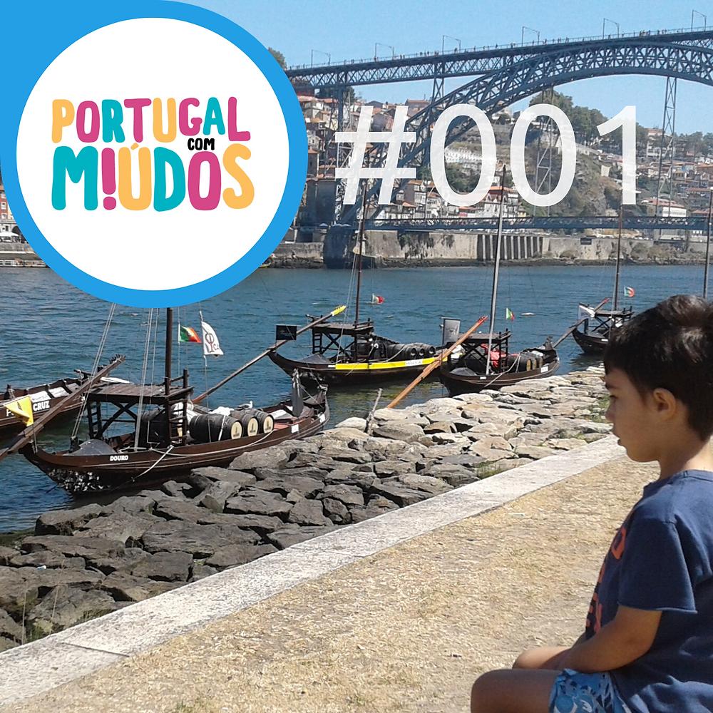 podcast Portugal com Miúdos