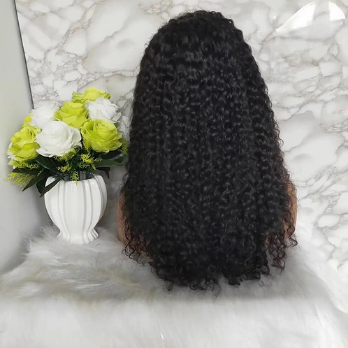 Curly Frontal Unit