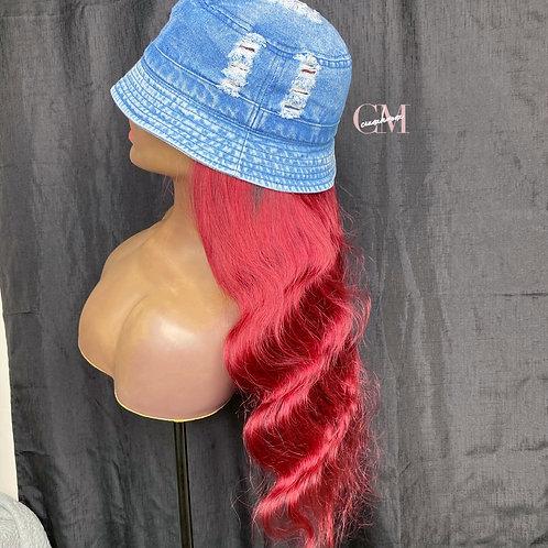Light Denim Bucket Hat