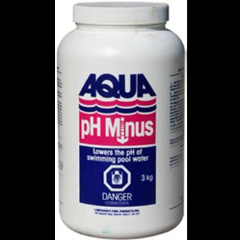 Aqua PH Minus 3kg