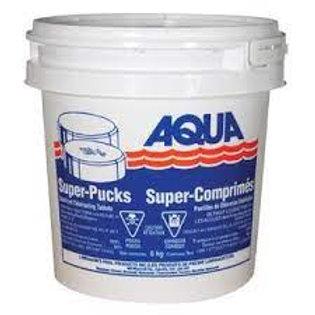 Aqua Super Pucks  Lawrasons    6 kg