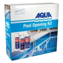 Pool Opening Kit from Aqua