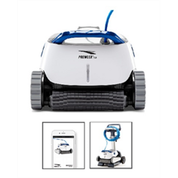 PENTAIR TRADE GRADE PROWLER 930 BLUETOOTH ENABLED ROBOTIC CLEANER W/CADDY