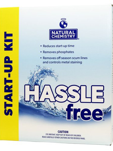 Hassle Free Start Up Kit from Natural Chemistry