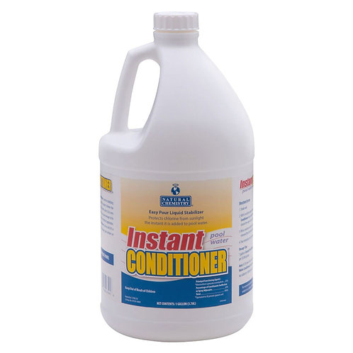 Instant Pool Water Conditioner by Natural Chemistry  4L