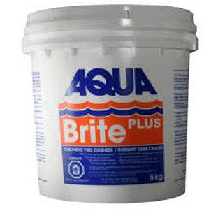 BRITE PLUS NON-CHLORINE SHOCK by Aqua  8 kg