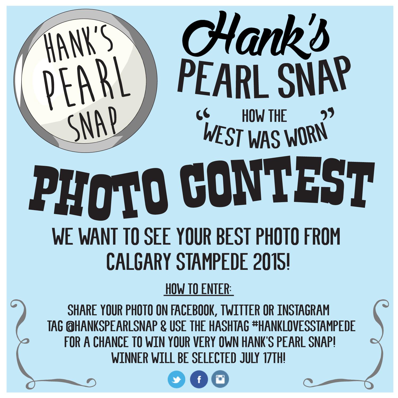 Hank's Photo Contest