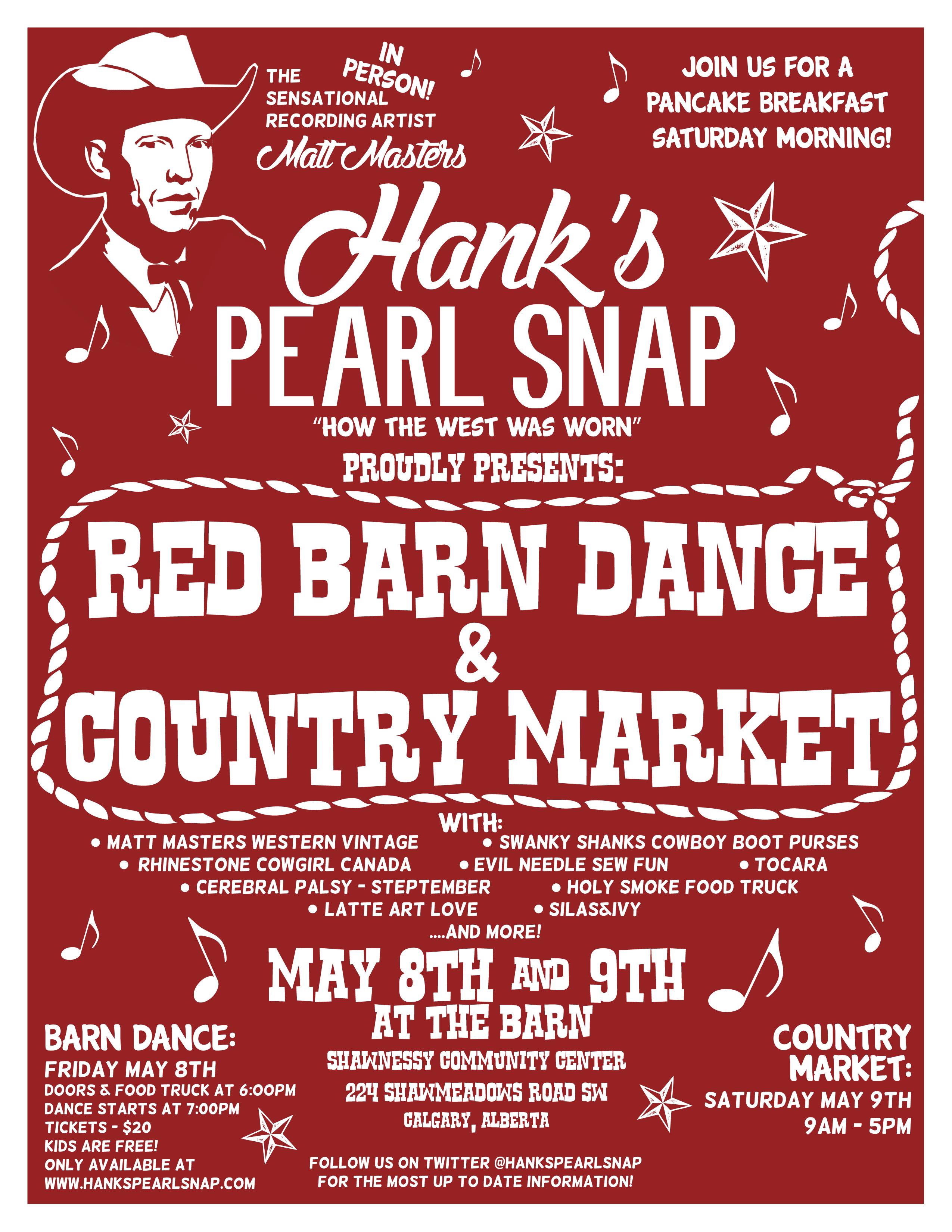 Hank's Barn Dance