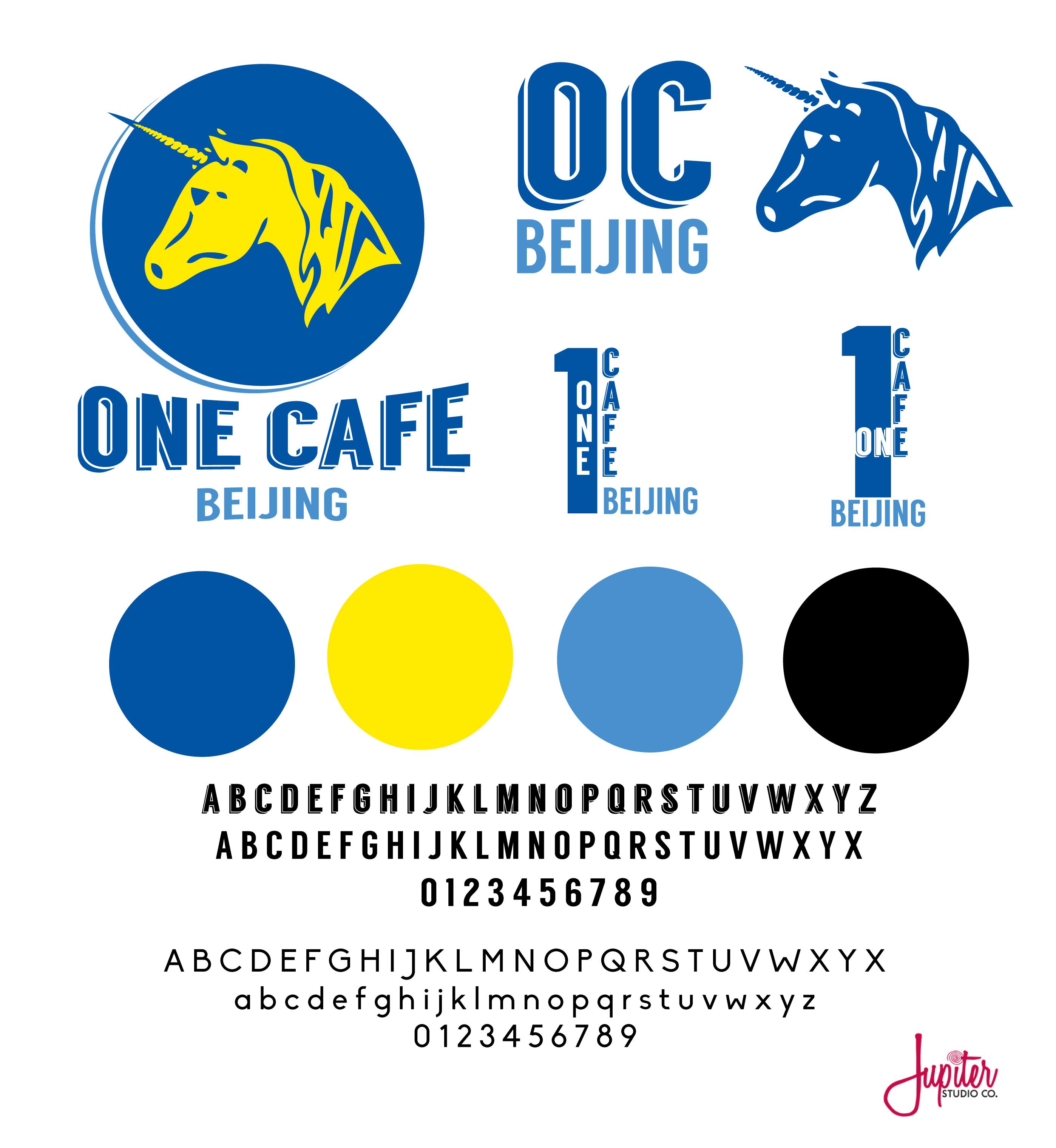One Cafe - Beijing - Final