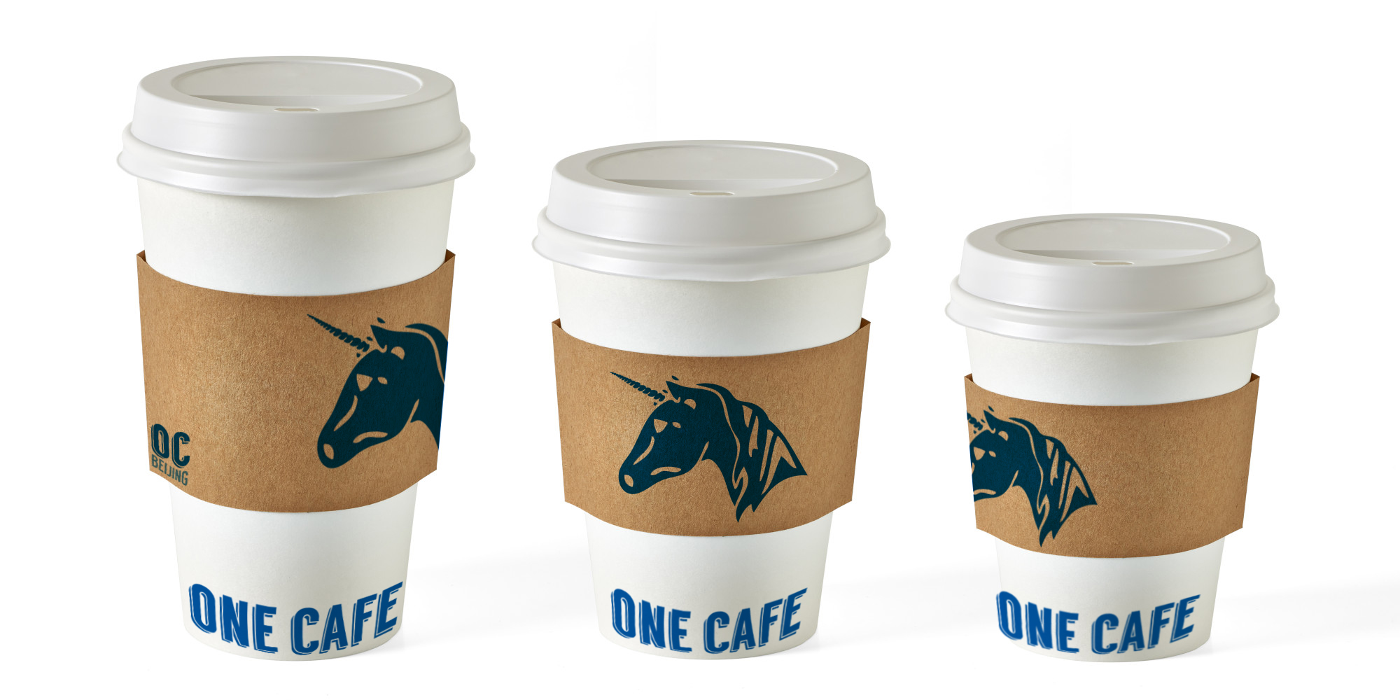 One Cafe To Go Cups