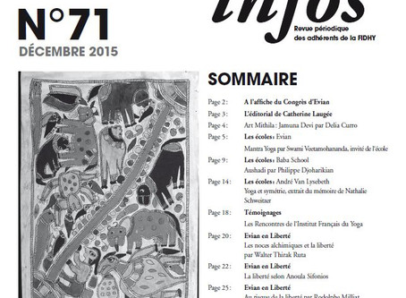 FIDHY-Infos n°71
